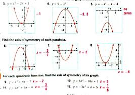 solving quadratics by graphing worksheet 1 answers large size of quadratic functions review solve equations worksheets