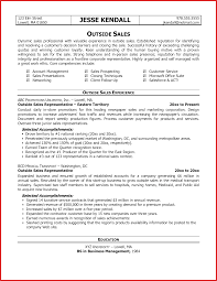 Outside Sales Resume Examples 24 Sales Representative Resume Example Sap Appeal Outside Samples 7
