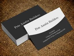 business business card design for a pany in new zealand design 8490872