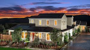 CalAtlantic Homes Iris at Esencia community in Rancho Mission Viejo, CA