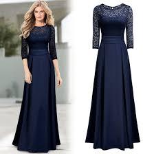 Bodenlange Damenkleider im Abendkleid-Stil | eBay