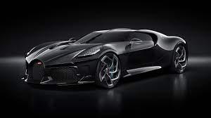 A entrega, está programada apenas para 2021, dada a exclusividade atribuída ao modelo. Cristiano Ronaldo Reportedly Buys The Bugatti La Voiture Noire
