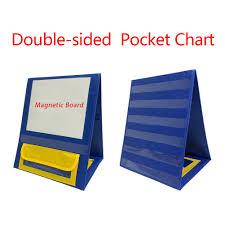 15 X 12 5 Godery Magnetic Desktop Tabletop Pocket Chart