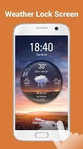 Android için ana ekran hava durumu uygulama - APK'yı İndir