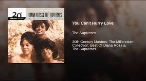 You can't hurry love (extended alternate version) · the supremes. The Supremes You Can T Hurry Love R B And Soul Sound Of Music 1960s Music