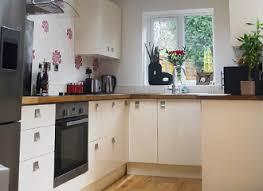 Garage Conversion Kitchen Area