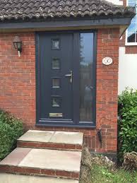 grey front doorGrey Composite Doors  Grey Front Door  buildmydoor