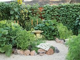 smart vege garden design