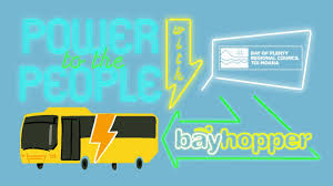 Bay of <b>Plenty</b> Regional Council - <b>Electric</b> buses are in service ...