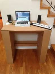 cardboard office furniture. Cardboard Standing Desk Large Office Furniture