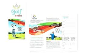 How To Create An Event Program Booklet Event Program Booklet Template Design Templates For