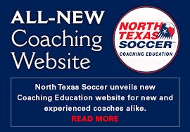 North Texas Soccer Age Chart Coaches