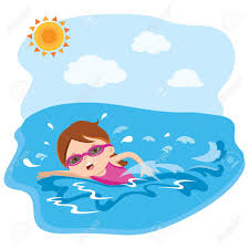 girl swimming clipart. Wonderful Girl Clipart Girl Swimming Throughout Girl Swimming Clipart S