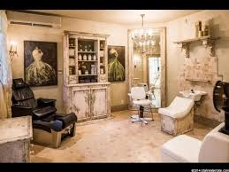 Gorgeous In Home Salon Room Inspiration In 40 Pinterest Home Magnificent Home Salon Furniture
