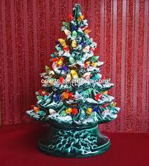 Ceramic Christmas Tree With Bird Lights Bulb Lights Up Painting Ceramic Christmas Tree Light Buy Christmas Tree Light Ceramic Christmas Tree Light Painting Ceramic Christmas Tree Light