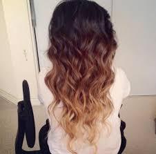 Moderní Barvení Vlasů Ombre Hair