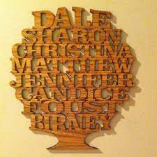Shop at ebay.com and enjoy fast & free shipping on many items! Perfect Family Gift Wooden Name Tree Woodenfamilytree Com