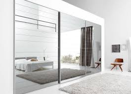 mirrored bifold closet doors. Glass Closet Doors Mirrored Bifold Large Contemporary Bedroom With Big Reach In