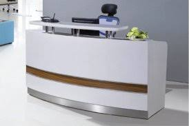 front office counter furniture. Modern Office Beauty Salon Furniture Curved Front Desk Counter ( Table For Sale R