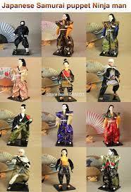 30 Cm SAMURAI Nhật Bản Con Rối NINJA MAN Kimono Búp Bê Geisha Tượng Hình Búp  Bê Đẹp Kimono Mới Nhà Trang Trí Món Quà Sinh Nhật Figurines & Miniatures
