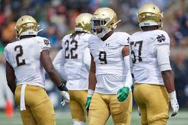 Notre Dame Releases Depth Chart For Week 1 Against Louisville