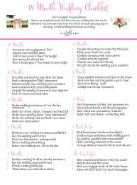 best 25 wedding checklist uk ideas on pinterest wedding Indian Wedding Insurance Uk ivy ellen's 18 month wedding checklist great to print, save or share! Event Insurance