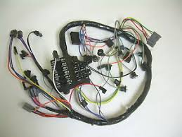 1961 impala under dash wiring harness with fusebox automatic ebay Dash Wiring Harness image is loading 1961 impala under dash wiring harness with fusebox dash wiring harness ram 2500 diesel 2005