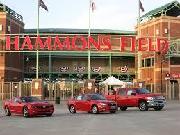 Hammons Field Springfield Cardinals Stadium Journey