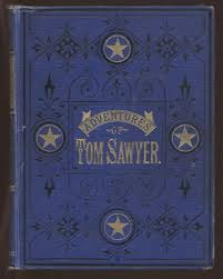 the adventures of tom sawyer essay the adventures of tom sawyer  adventures of tom sawyer by twain complete bookcover jpg 156k