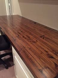 long office table. butcher block for our computer desk 5000 long office table n