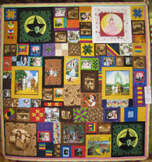 More Quilts from Camano Island | Puppet, Patterns and Craft & wizard of oz quilts Adamdwight.com