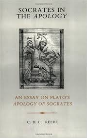 com socrates in the apology an essay on plato s apology  socrates in the apology an essay on plato s apology of socrates uk ed edition