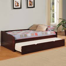 Made In America Bedroom Furniture Daybed And Trundle Furniture Of America Cresson Upholstered