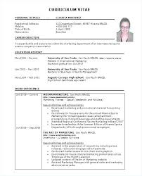 Resume Format Download Unique Best Resume Format Download Doc In ...