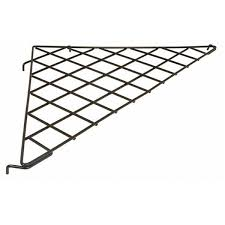 whole wire mesh display shelving panels for gridwall shelving sp005