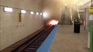 Cta Blue Line Trains Resume Service After Track Fire Abc7chicago Com
