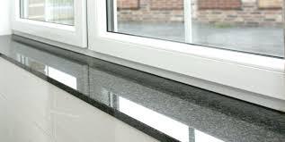 Fensterbank Innen Einbauen