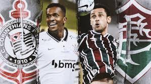 Corinthians x Fluminense: juntos na Copa e de volta para casa, Fred e Jô  tentam reviver velhos tempos | brasileirão série a