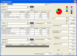 How To Prepare An Estimate Estimator 2 0 Quantity Cost Estimation Project