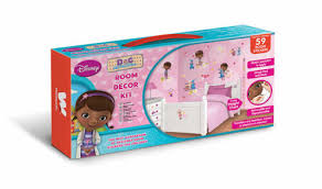 kids walltastic disney doc mcstuffins