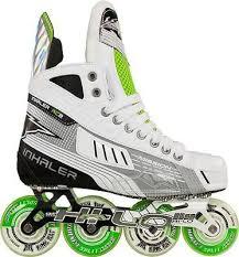Mission Rh Inhaler Ac 2 Inline Hockey Skates Senior Mens