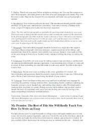 Writing A College Essay Format Proper College Essay Format Step By