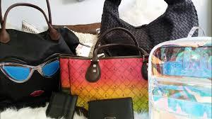 Designer Purse Sale Designer Purse Haul Bag Sale Bottega Vanetta Lamb Burberry Coach More