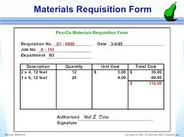 Requisition Form In Excel Beauteous Materials Requisition Form Will E Material Template Excel Managerial