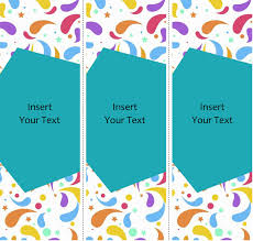 Bookmark Designs To Print 28 Free Bookmark Templates Design Your Bookmarks In Style