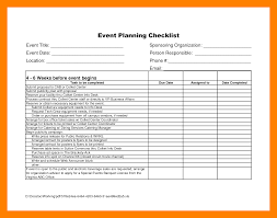 Free Event Planner Templates 5 Event Planning Excel Template Free Business Opportunity