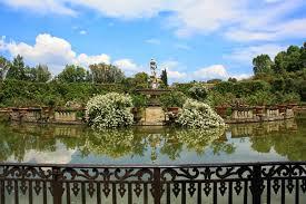 Passeggiare tra parchi giardini e castelli: il giardino di boboli