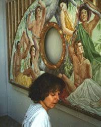 A profile of local artist and teacher Constance McClure | WVXU