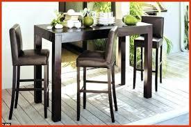 Ensemble Table Haute Et Chaise Beautiful Table Et Chaise But