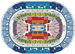Chesapeake Energy Arena Seating Chart Parking And Oklahoma